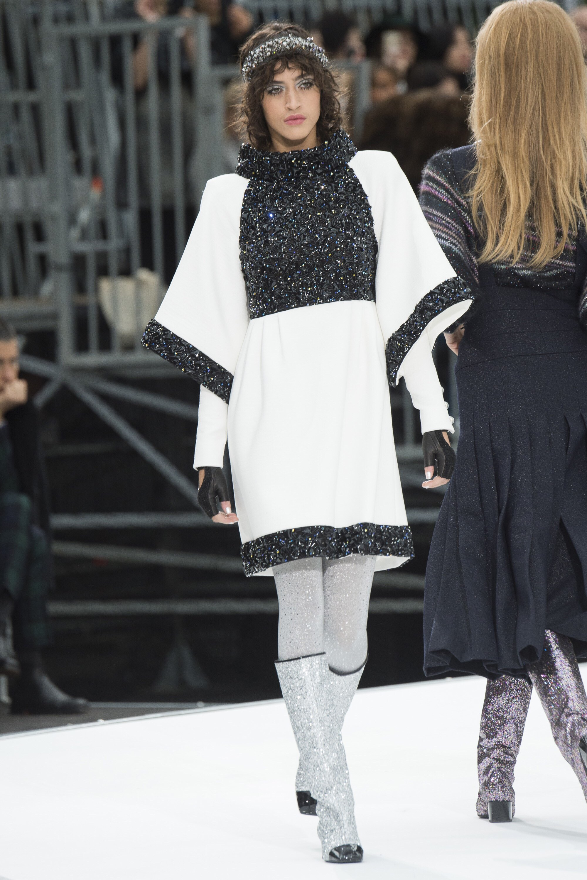chanel fall '17 – Couture Warrior